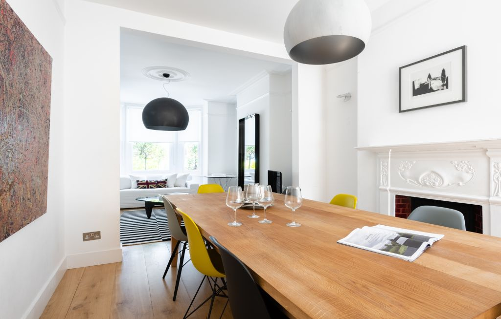 image 5 furnished 4 bedroom Apartment for rent in White City, Hammersmith Fulham
