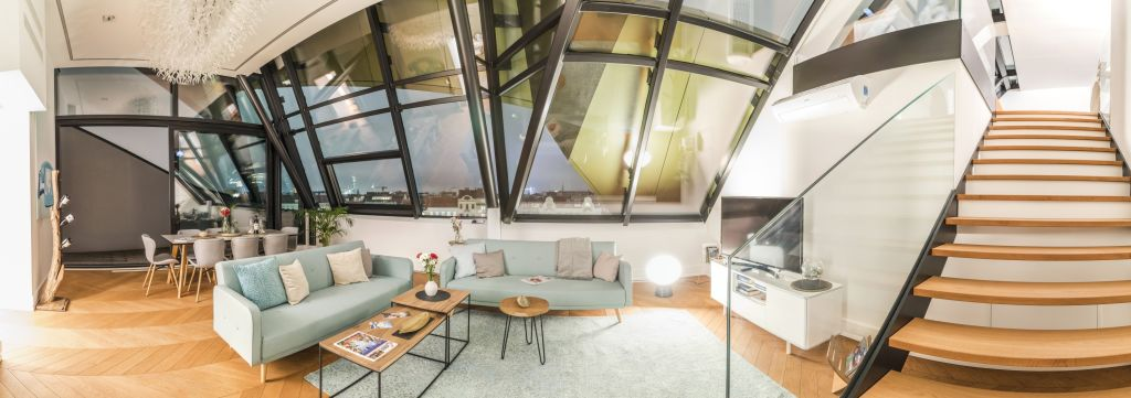 image 1 furnished 3 bedroom Apartment for rent in Leopoldstadt, Vienna