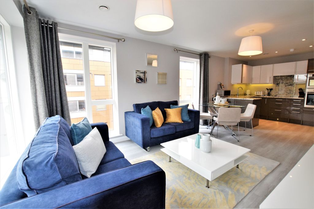 image 6 furnished 2 bedroom Apartment for rent in Ashley, Bristol