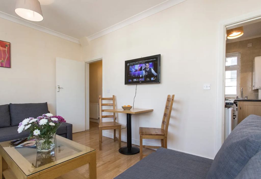 image 1 furnished 1 bedroom Apartment for rent in Little Venice, City of Westminster