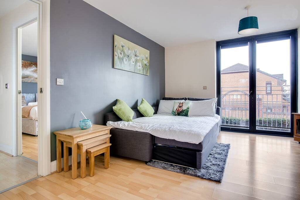image 4 furnished 1 bedroom Apartment for rent in Ladywood, Birmingham
