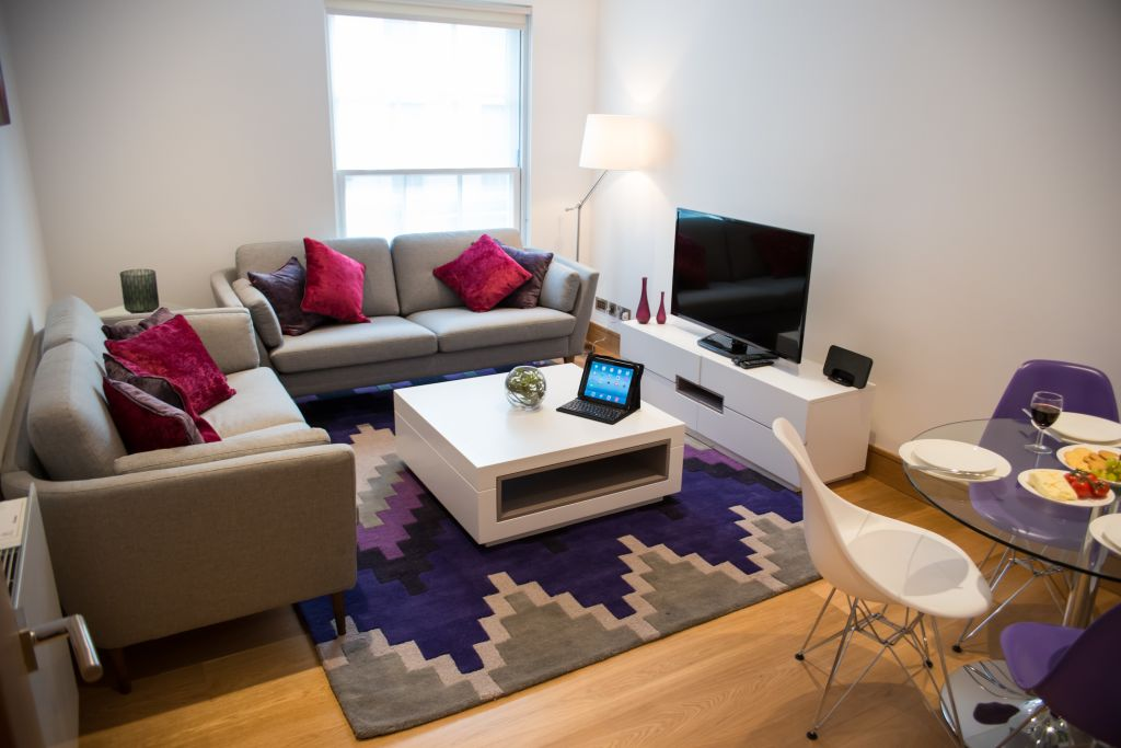 image 1 furnished 2 bedroom Apartment for rent in Westminster, City of Westminster