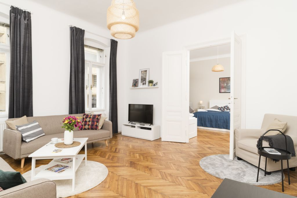image 1 furnished 1 bedroom Apartment for rent in Dobling, Vienna