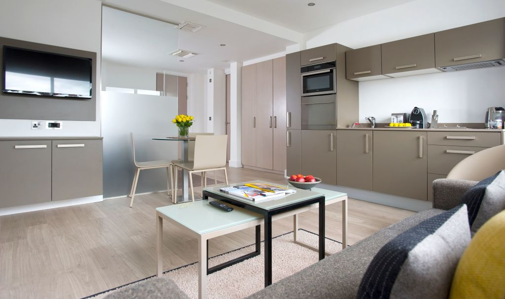 image 4 furnished 1 bedroom Apartment for rent in Clerkenwell, Islington