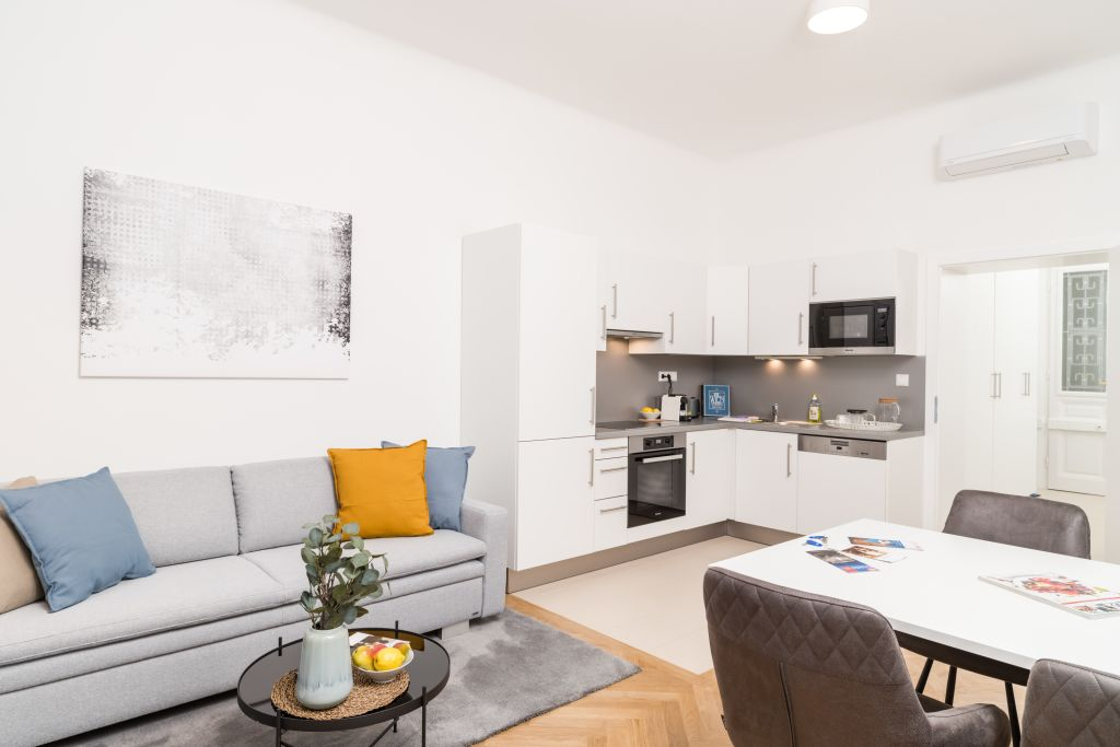 image 2 furnished 1 bedroom Apartment for rent in Donaustadt, Vienna