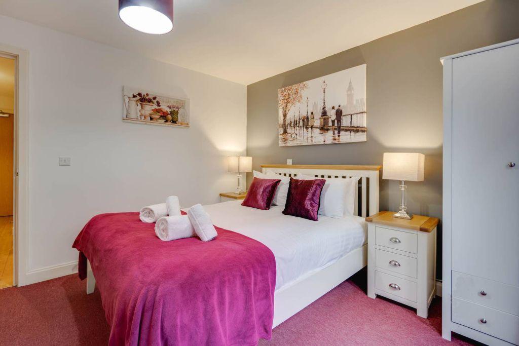 image 1 furnished 1 bedroom Apartment for rent in Edgbaston, Birmingham