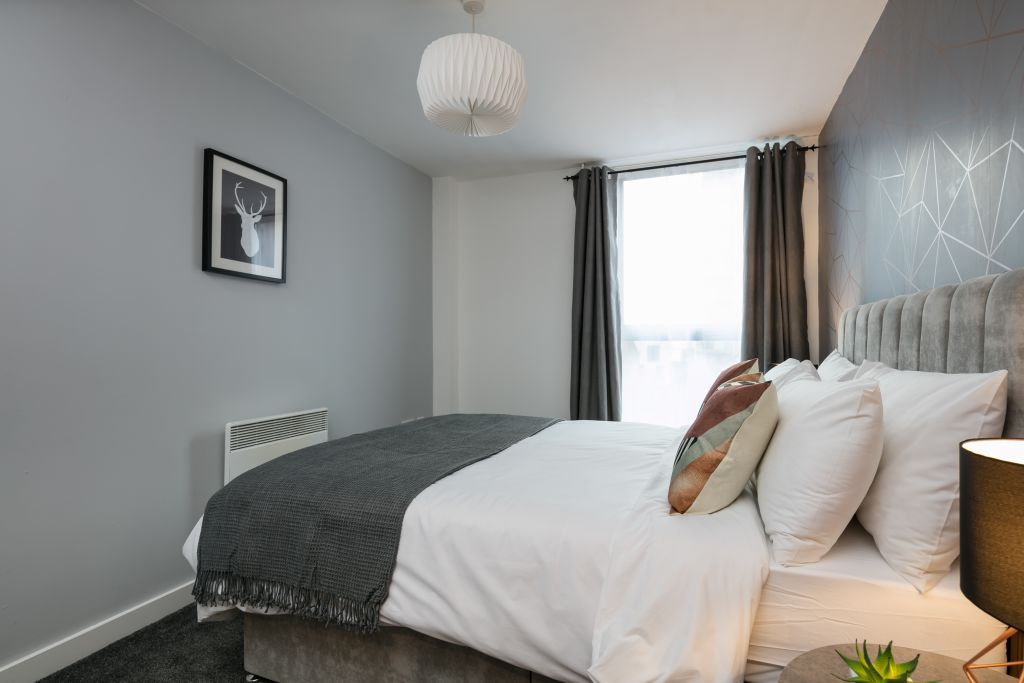 image 2 furnished 1 bedroom Apartment for rent in Salford, Greater Manchester