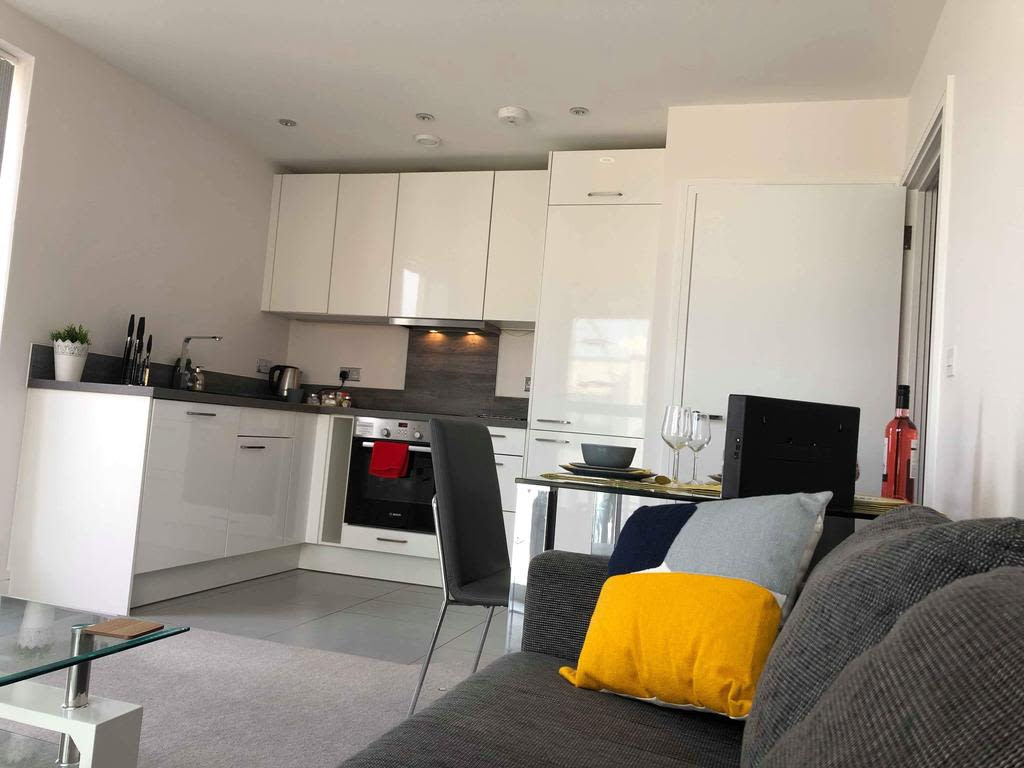 image 3 furnished 1 bedroom Apartment for rent in Whitley, Coventry