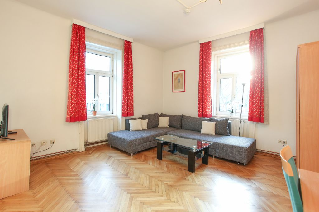 image 1 furnished 3 bedroom Apartment for rent in Leopoldstadt, Vienna