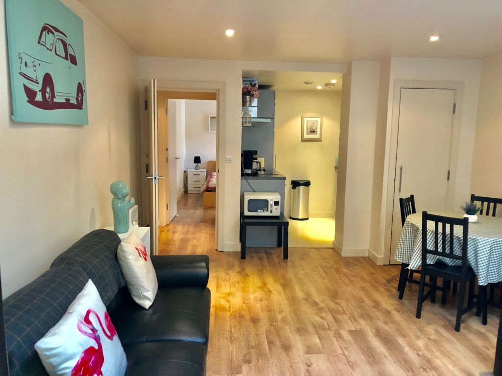 image 5 furnished 1 bedroom Apartment for rent in Bethnal Green, Tower Hamlets