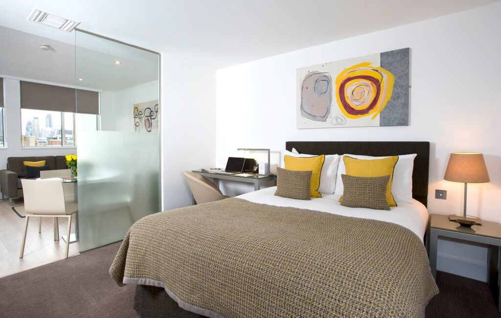 image 2 furnished 1 bedroom Apartment for rent in Clerkenwell, Islington