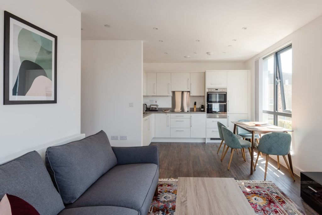 image 3 furnished 1 bedroom Apartment for rent in Brixton, Lambeth