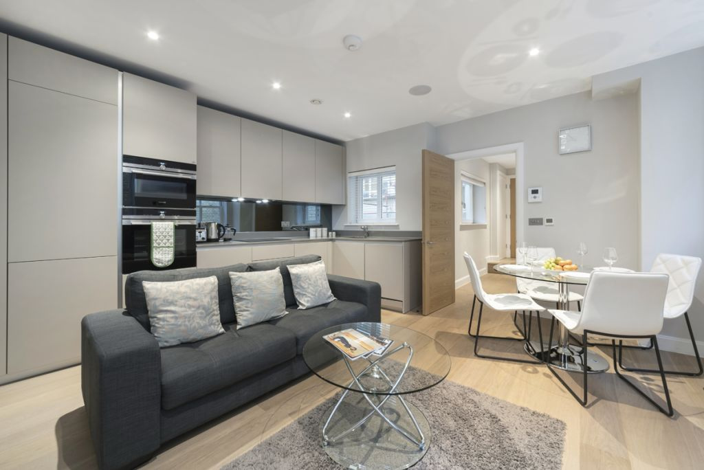 image 1 furnished 2 bedroom Apartment for rent in Covent Garden, City of Westminster