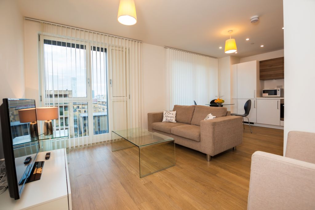 image 1 furnished 1 bedroom Apartment for rent in Bromley by Bow, Tower Hamlets