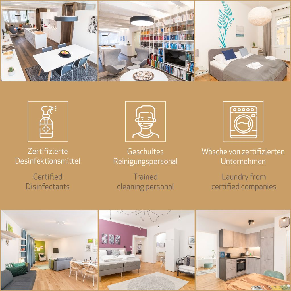 Long Stay Apartments in Vienna, Austria - Vienna ...