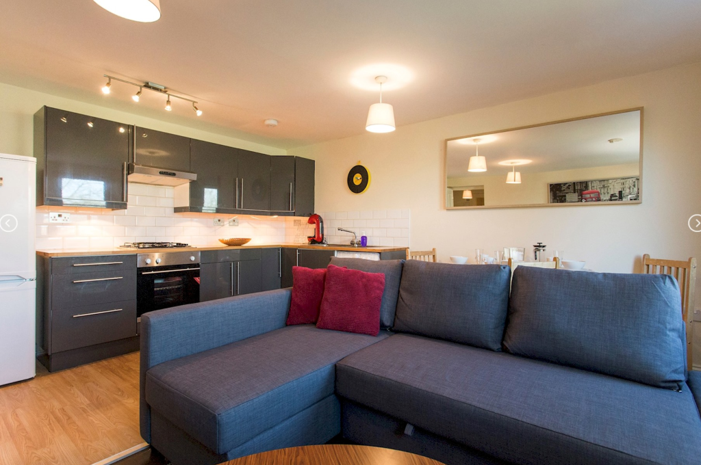 image 5 furnished 1 bedroom Apartment for rent in Finsbury Park, Hackney