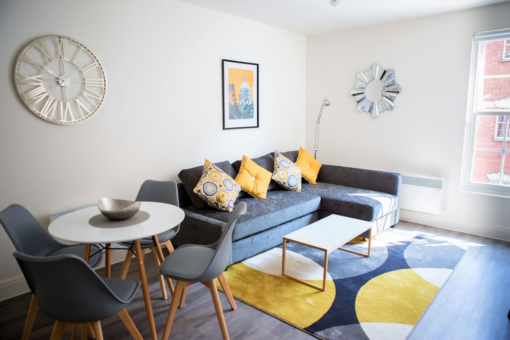 image 5 furnished 1 bedroom Apartment for rent in Ashley, Bristol