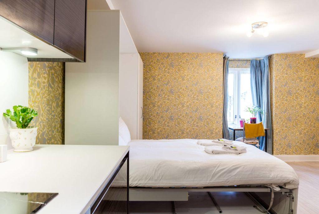 image 3 furnished Studio bedroom Apartment for rent in Cambridge, Cambridgeshire