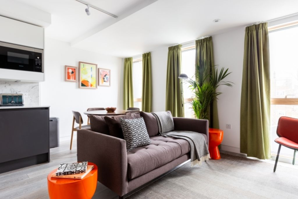 image 2 furnished 2 bedroom Apartment for rent in De Beauvoir Town, Hackney