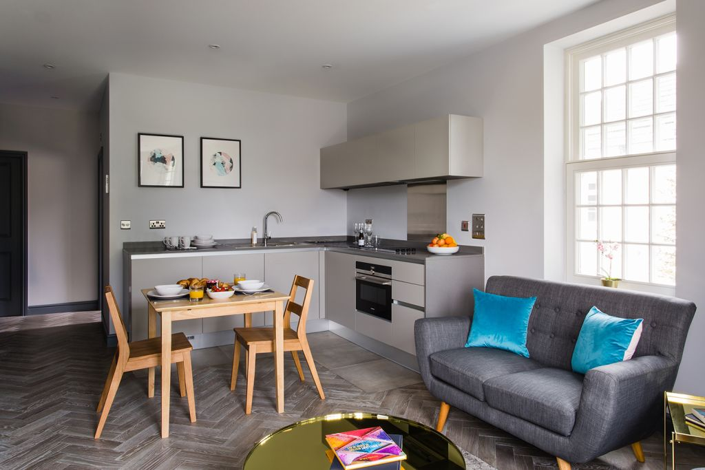 image 1 furnished 2 bedroom Apartment for rent in Rushmoor, Hampshire