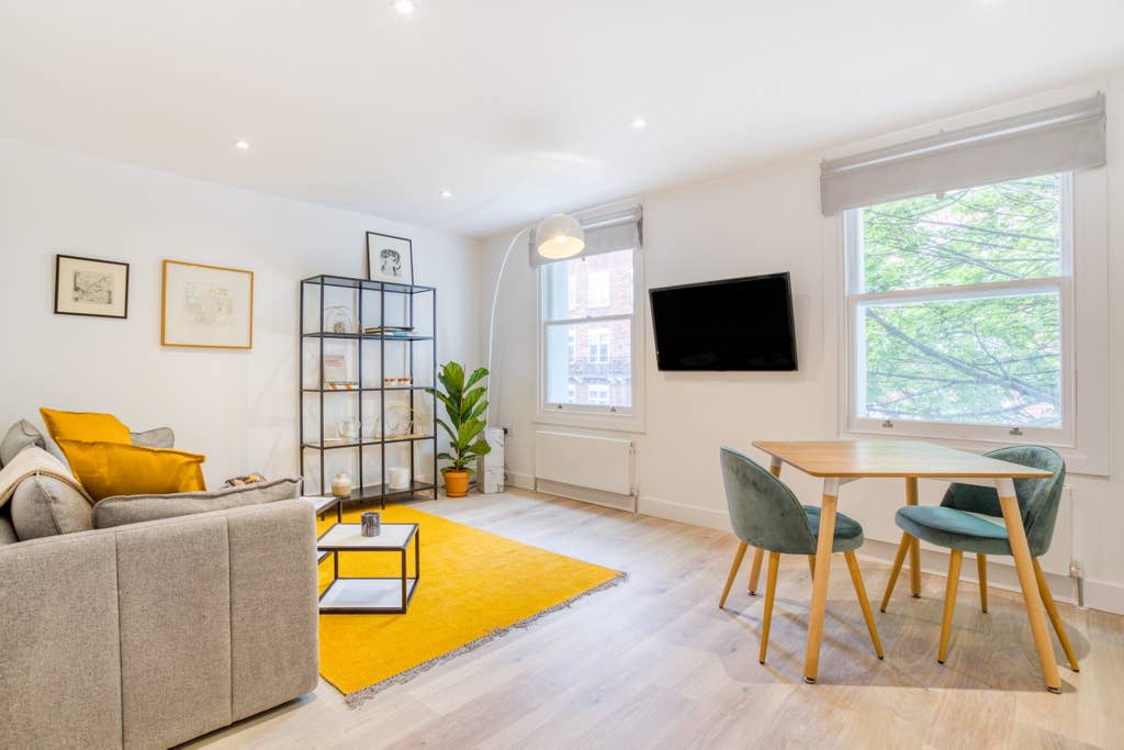 image 4 furnished 1 bedroom Apartment for rent in Fulham, Hammersmith Fulham