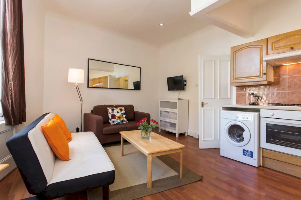 image 1 furnished 1 bedroom Apartment for rent in Canonbury, Islington