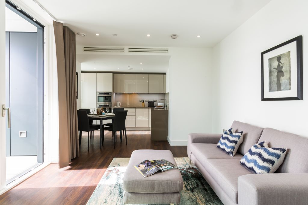 image 2 furnished 1 bedroom Apartment for rent in Lambeth, Lambeth