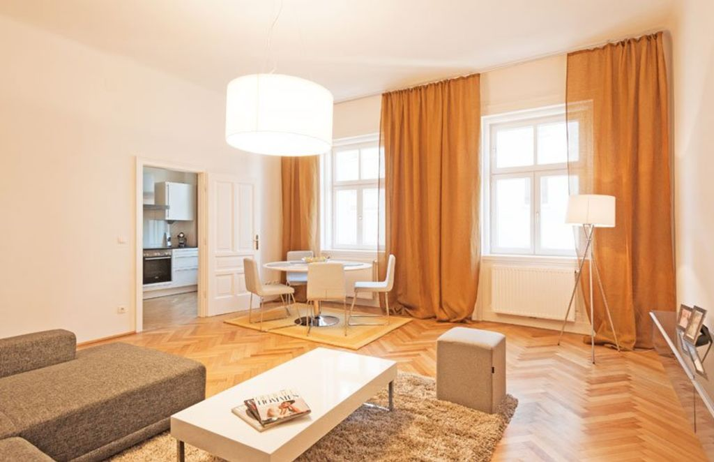 image 2 furnished 1 bedroom Apartment for rent in Innere Stadt, Vienna