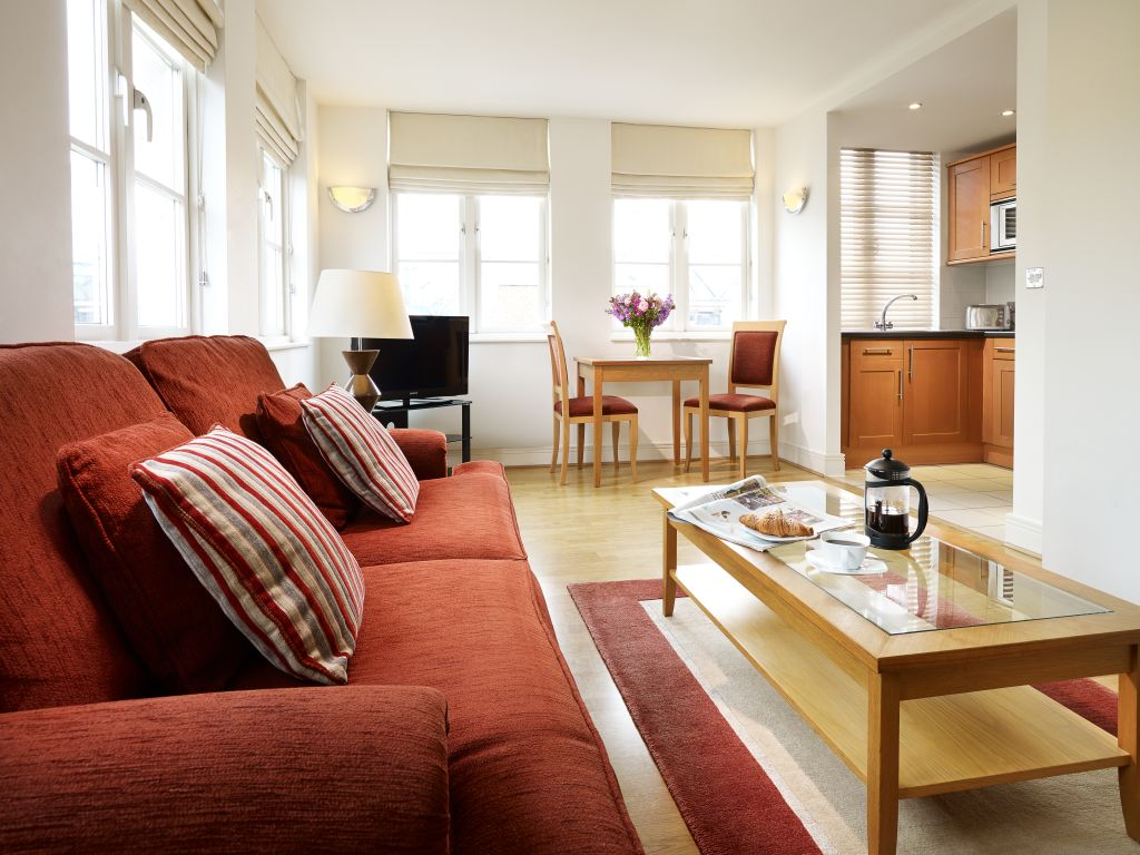 image 4 furnished 1 bedroom Apartment for rent in Vintry, City of London