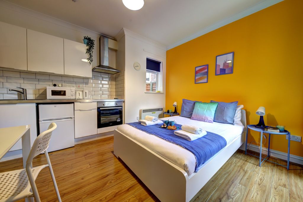 image 4 furnished 1 bedroom Apartment for rent in Willesden, Brent