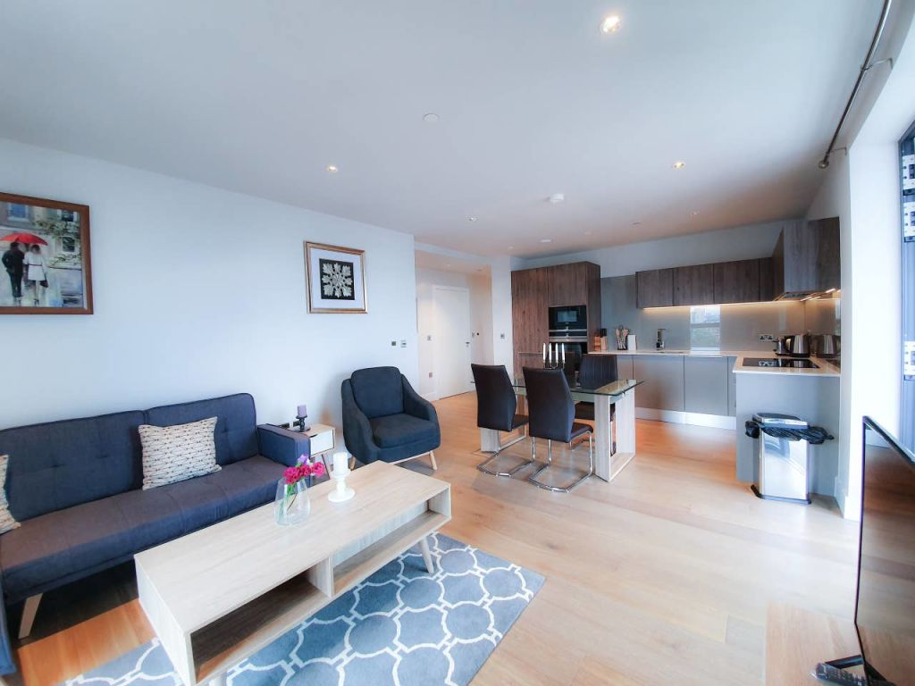 image 6 furnished 2 bedroom Apartment for rent in Vauxhall, Lambeth