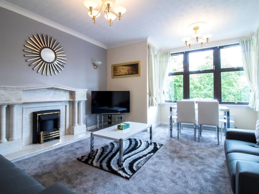 image 1 furnished 2 bedroom Apartment for rent in Glasgow, Scotland