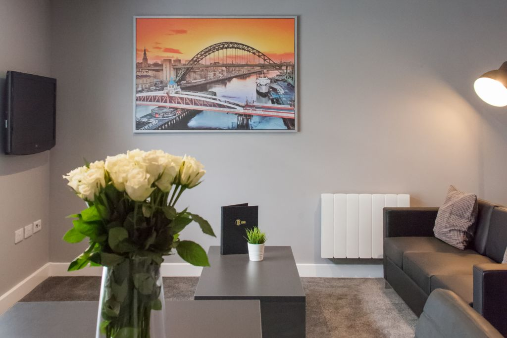 image 4 furnished 1 bedroom Apartment for rent in Gateshead, Tyne and Wear