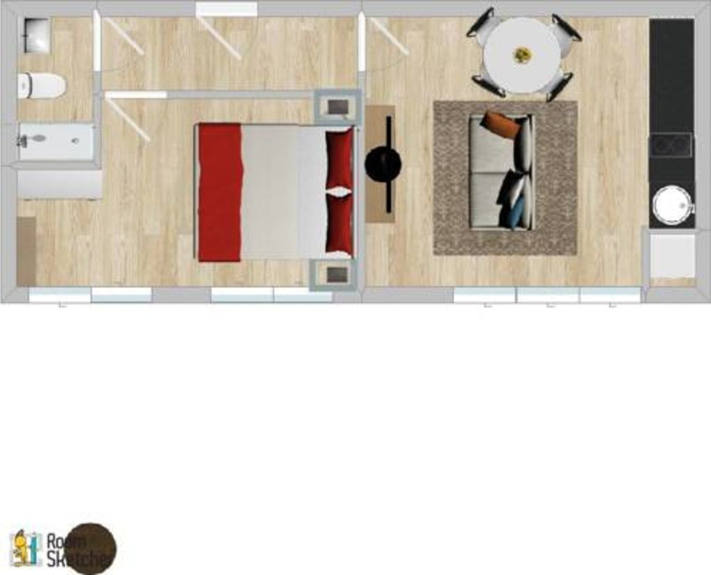 image 6 furnished 1 bedroom Apartment for rent in West Drayton, Hillingdon