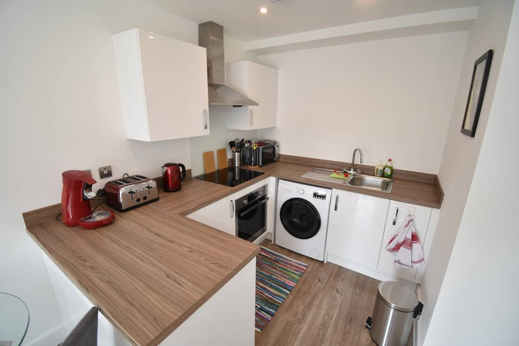 image 8 furnished 1 bedroom Apartment for rent in Earlsdon, Coventry