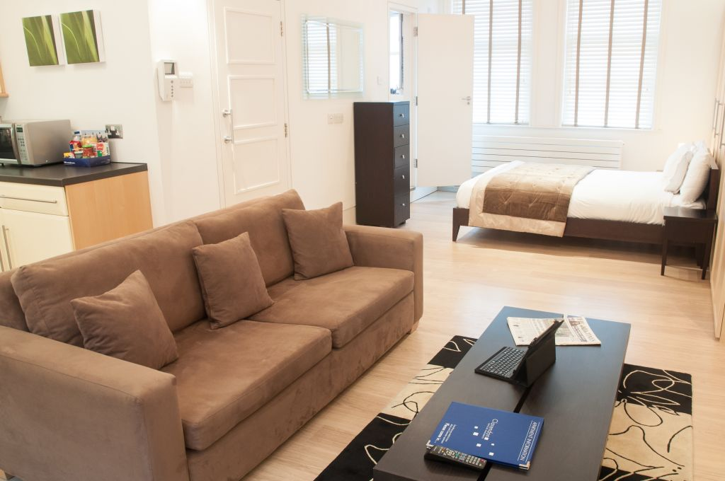 image 3 furnished 1 bedroom Apartment for rent in Bishopsgate, City of London