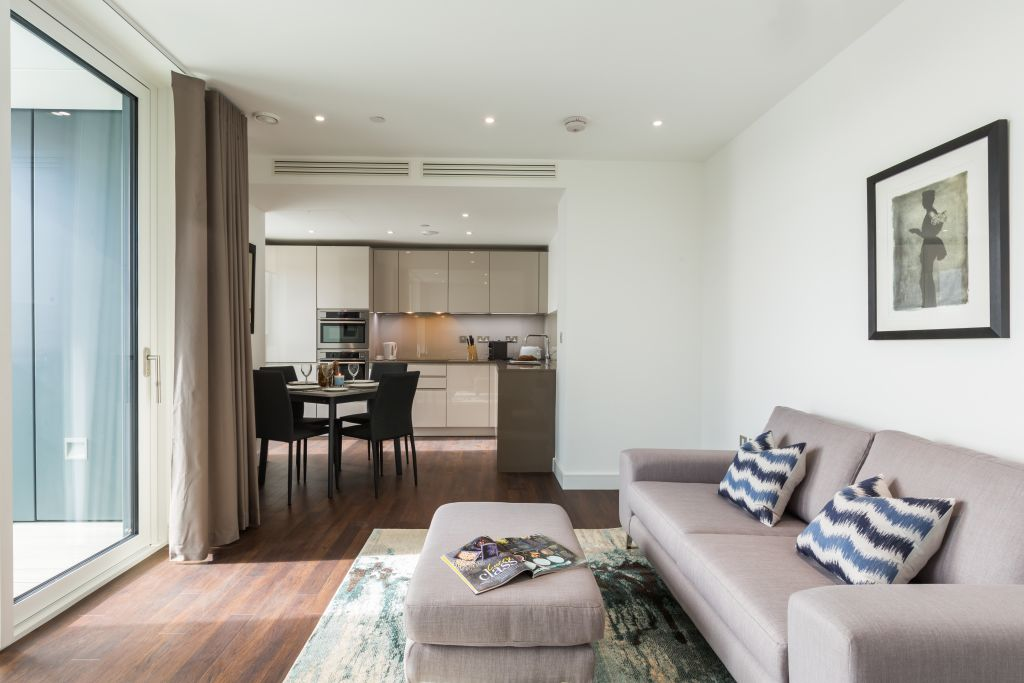 image 1 furnished 1 bedroom Apartment for rent in Lambeth, Lambeth