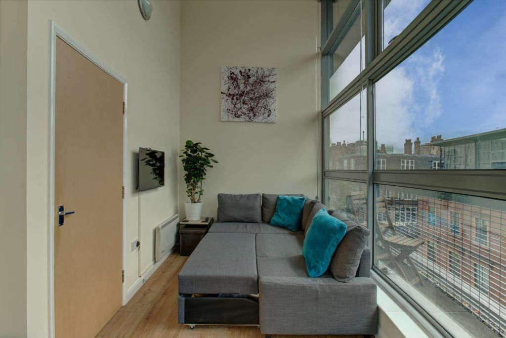 image 2 furnished 1 bedroom Apartment for rent in Ancoats, Manchester