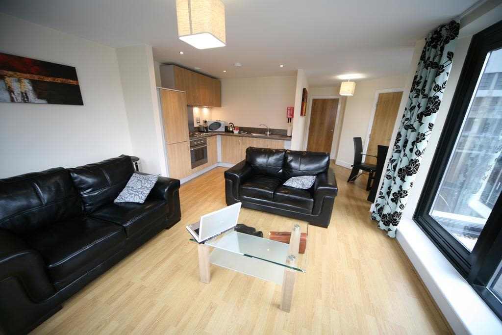 image 8 furnished 1 bedroom Apartment for rent in Ladywood, Birmingham