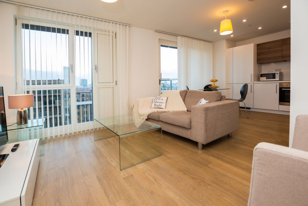 image 2 furnished 1 bedroom Apartment for rent in Bromley by Bow, Tower Hamlets