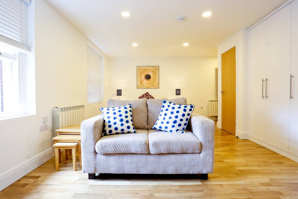 image 3 furnished 1 bedroom Apartment for rent in Farringdon Without, City of London