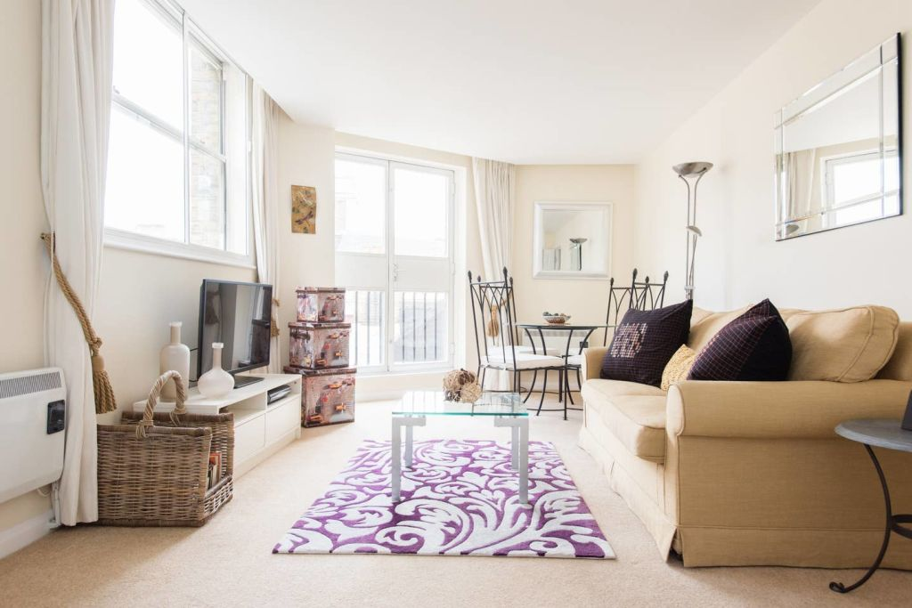 image 1 furnished 1 bedroom Apartment for rent in Farringdon Within, City of London