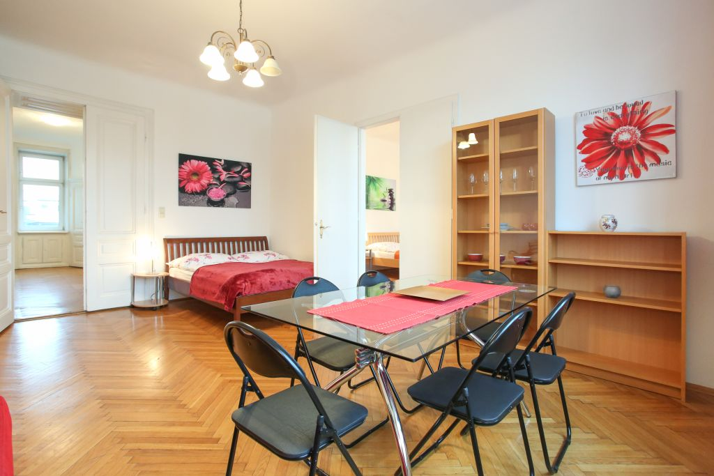 image 6 furnished 3 bedroom Apartment for rent in Wahring, Vienna