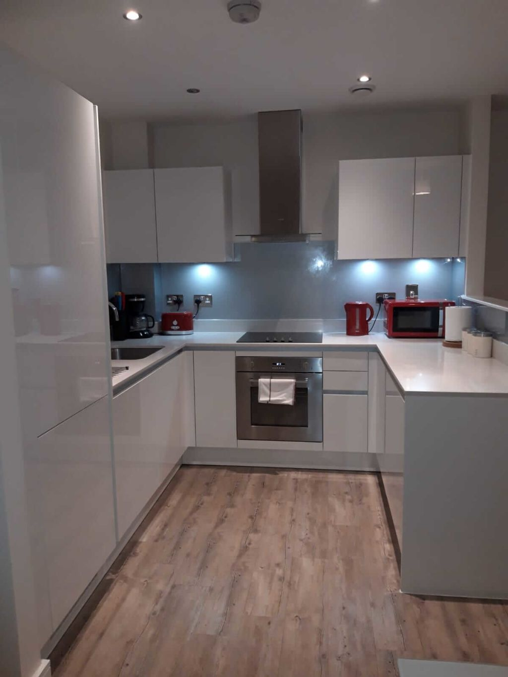 image 3 furnished 2 bedroom Apartment for rent in Medway, Kent