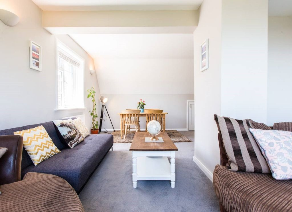 image 1 furnished 3 bedroom Apartment for rent in Brighton - Hove, East Sussex