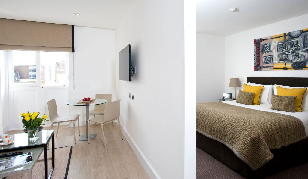 image 7 furnished 1 bedroom Apartment for rent in Clerkenwell, Islington