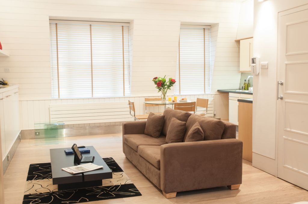 image 1 furnished 1 bedroom Apartment for rent in Bishopsgate, City of London