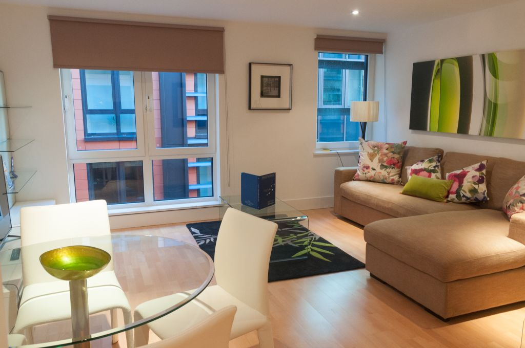 image 1 furnished 1 bedroom Apartment for rent in Queenhithe, City of London