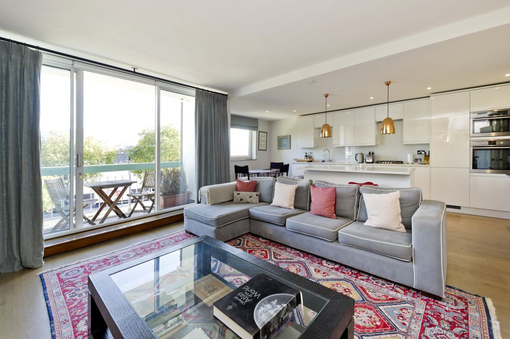 image 1 furnished 2 bedroom Apartment for rent in Chelsea, Kensington Chelsea