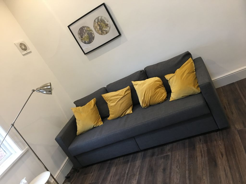 image 1 furnished 1 bedroom Apartment for rent in Wavertree, Liverpool